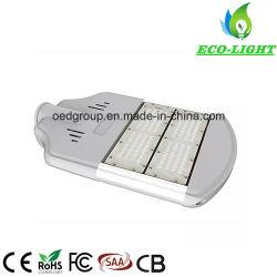 120lm/W 모듈 스트리트 라이트 100W IP65 LED 아웃도어 가든 로드 라이트