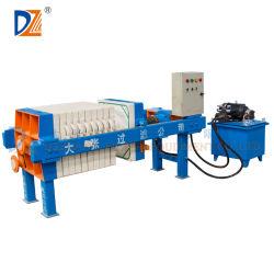 Pp.-Platten-Raum-Filterpresse-Maschinen-Hersteller-Kosten