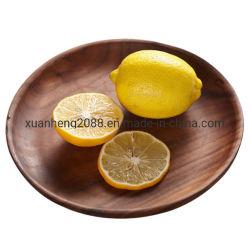Het houten Dienende Dienblad van de Maaltijd van de Schotel van het Brood van het Voedsel van de Koffie van de Keuken van het Huis van het Dienblad