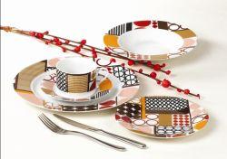 articoli per la tavola dell'insieme di pranzo di Cina di osso di Inglese-Stile 20PCS