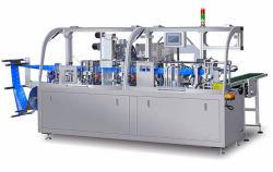 Tampon d'alcool entièrement automatique Packs lingettes humides de décisions de la machinerie pour l'alcool Ecouvillon serviette humide vertical machine de conditionnement de tissu humide