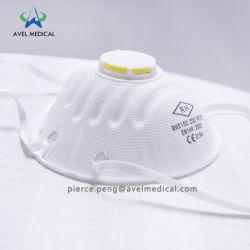 OEM Custom médical N95 Masque FFP1/ffp2/Masque FFP3 tasse de forme masque Masque de protection anti-poussière poussière poussière chirurgical Masque Masque Masque anti-poussière plié