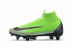 La parte superior de calidad 3A Deporte Fútbol zapatos botas botas de fútbol