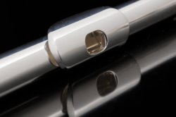 Professionele Stevige Zilveren Fluit Met de hand gemaakte Wholesales