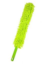 Lo spolveratore pieghevole del Chenille di Microfiber per pulizia può abbinare la maniglia lunga