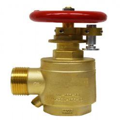 China Factory UL/Ulc listados Bronze Proteção Contra Incêndio Pressão A válvula de restrição
