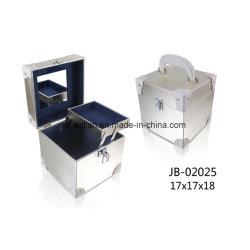 Коробка Ювелирных Изделий Случая Роскошной Красотки Кожи Подарка Деревянная для Ожерелья и Кольца