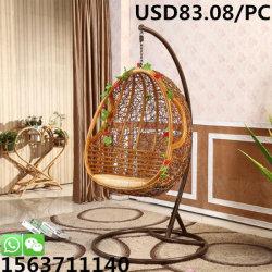Châssis en acier de meubles en rotin synthétique Hanging Garden balançoire