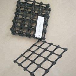 HDPEの単一の方向擁壁の構築のためのプラスチックGeogridのNonwoven Geotextileの砂袋