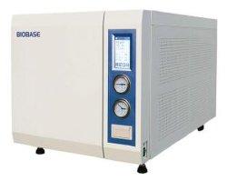 Van Biobase van de Bank de Hoogste van de Impuls Vacuüm van de Druk van de Stoom 45L 60L 80L van de Klasse Autoclaaf van de Bovenkant van de B- Lijst