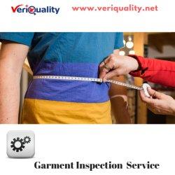 De Dienst van de Inspectie van het kledingstuk en Van de Kwaliteitsbeheersing