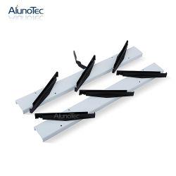 Hot vender 6 pulgadas Naco Louvre Clip de rejilla de plástico de PVC Persiana económico marcos