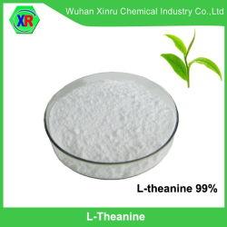 Commerce de gros extrait de thé vert en poudre L-Theanine Variété Grade HPLC