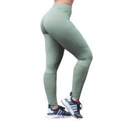 Eignung-Sport Scrunch-Kolben-Gamaschen hohe Waisted Training Tik Tok der Taillen-Kursleiter-Yoga-Kolben-Aufzug-Gymnastik-nahtlosen Frauen