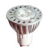 GU10 1W a lâmpada do farol de LED