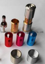Cnc-Maschinen-elektronische Zigaretten-Teile für Zigarette
