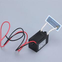 12V 20/50/100/200/300/500mg mini placa de cerámica generador de ozono