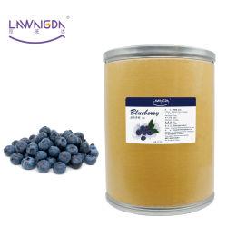 ケーキの中国の工場卸売のバルク価格の食用のFlavouringの本質のための食品等級のブルーベリーの粉の味