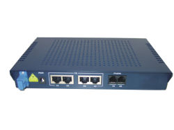 FTTH Council ONU Unidade de Rede Óptica 4GE+WiFi+CATV