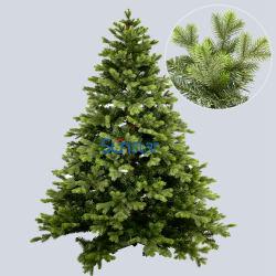 Árvores de Natal Artificiais Sem luz de plástico de PVC fir tree para decoração de férias (49386)