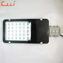 光電池が付いているIP65 30W-100W AC LED街灯の駐車灯