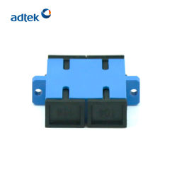 ピグテールおよびアダプターが付いている19inchラックスライドの引出しのタイプ光ファイバパッチ・パネル1u 24ポートScデュプレックスODFの端子盤