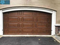 HomeまたはMall/Villaのための自動Aluminum Alloy Electric Spectacular Durable Sliding Overhead Sectional Garage Door Steel Insulated Panel Sectional Garage Door