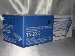 Original Tn2000 Cartouche de toner noir pour imprimante Brother cartouche DCP7020