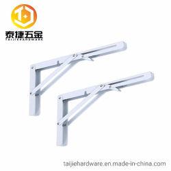 Suporte de prateleira dobrável para montagem de suporte de parede