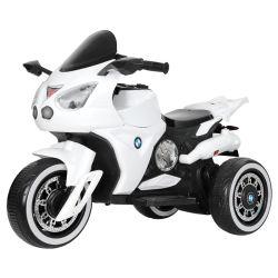 Los niños Control remoto del vehículo con vallado de seguridad para la motocicleta eléctrica Control Remoto coche