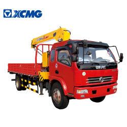 XCMG 8 тонн погрузчик установлена кран Sq8sk3q для продажи