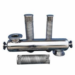 O design engraçado personalizadas de qualidade superior de girar o tubo de liquidação da torre de resfriamento com permutador de calor