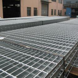 Griglia in acciaio per canali Stair Trend Walkway Platform personalizzati in acciaio inox E griglie