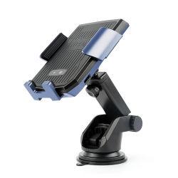 Caricatore da auto wireless Qi da 15 W con supporto per caricabatterie wireless Caricabatterie wireless rapido per telefono da auto con supporto per telefono
