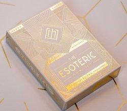 Luxe Gold Stamping Poker Card papieren verpakking en Custom Printing