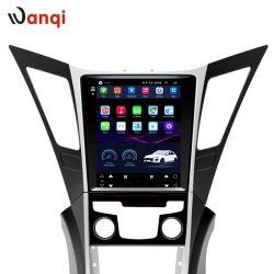 Tesla vertikaler Multimedia-Spieler-Radio-video Stereoaudionavigation des Bildschirm-Auto-androider DVD für Hyundai-Sonate 8 2013-2015