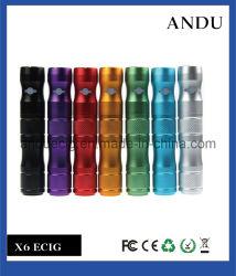 2014 ملمعة السجائر الشعبية Ecig X6 E