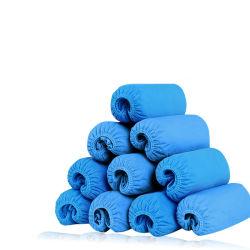 Dingcheng Rp antideslizante resistente al agua Biodegradable no resbaladizas Antideslizante Hospital Medical Nonwoven desechables Cubrezapatos azul