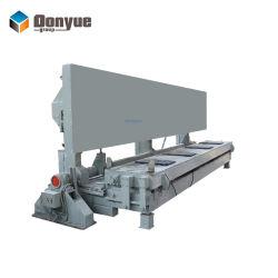 Ser pirolizados gasificado automática máquina de fabricación de ladrillos de arena bloques AAC