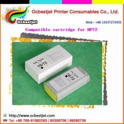 100% совместимость для HP72 T610 T1100 T770 плоттер картридж с чернилами