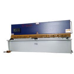 Hydraulischer Schwingen-Träger, der Machine/CNC Ausschnitt-Maschinen-/Herstellungs-Platten-scherende Maschine schier