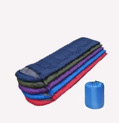 3-4 Temporada Portable Piscina Camping como mochileiro Alta Qualidade Envelope Inverno Saco de dormir para Adulto