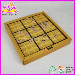 Nouveau Jeu en Bois de Sudoku (W11A014)