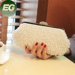 맞춤형 박스 럭셔리 미니 가죽 크리스탈 빈티지 브라이들 클러치 디자이너 패션 레이디(Fashing Lady)는 Glitter Money Fancy Wholesale Rhinestone Women Wed 비늘 지갑
