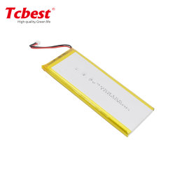 Heiße Batterie-nachladbare Polymer-Plastik Li-Batterie der Verkaufs-Lithium-Plastik-Batterie-3.7V 9059156 10000mAh Lipo