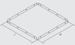 De Schuifdeur van Ceilingass van het Aluminium van GlCheap (Ka-Q7913)