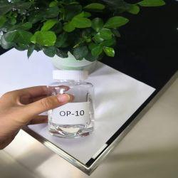 Etere op di Octylphenol dei 10 poliossietileni di Surfacant CAS 9036-19-5