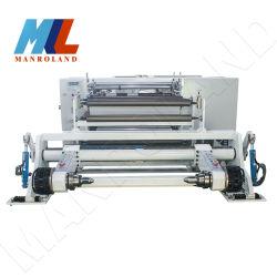 Selbst Mgr-1700 sterben Material und umwickeln materielle aufschlitzende Maschine für optischen Film, Kurbelgehäuse-Belüftung, Haustier, BOPP, CPP, Papier, Plastik, Hochgeschwindigkeitsring-Ausschnitt-Maschine