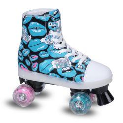 OEM 등록 쿼드 롤러 스케이트 (QS-59)