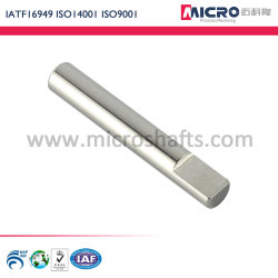 ISO 인증 사용자 정의 CNC 널링 선삭 316L 스테인리스 스틸 프리시전 Micro Home Appliances Motor Medical용 축
